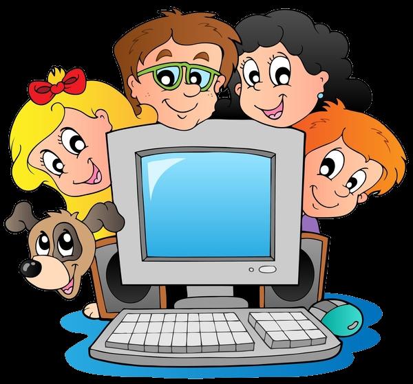 Картинки по запросу компьютер png детские